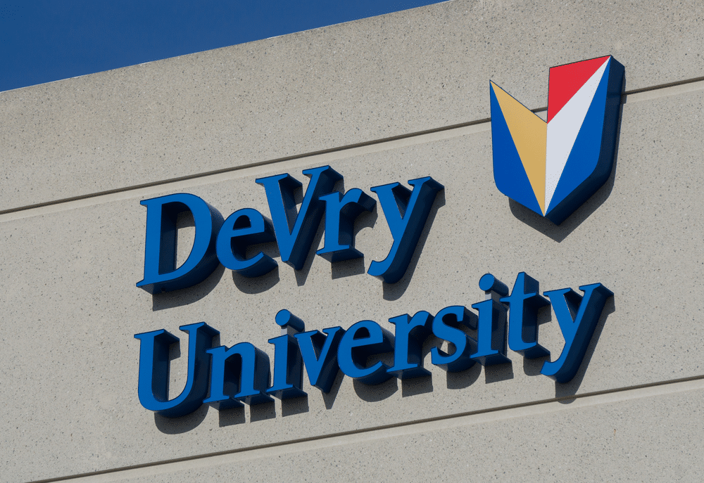 Devry University lawsuit