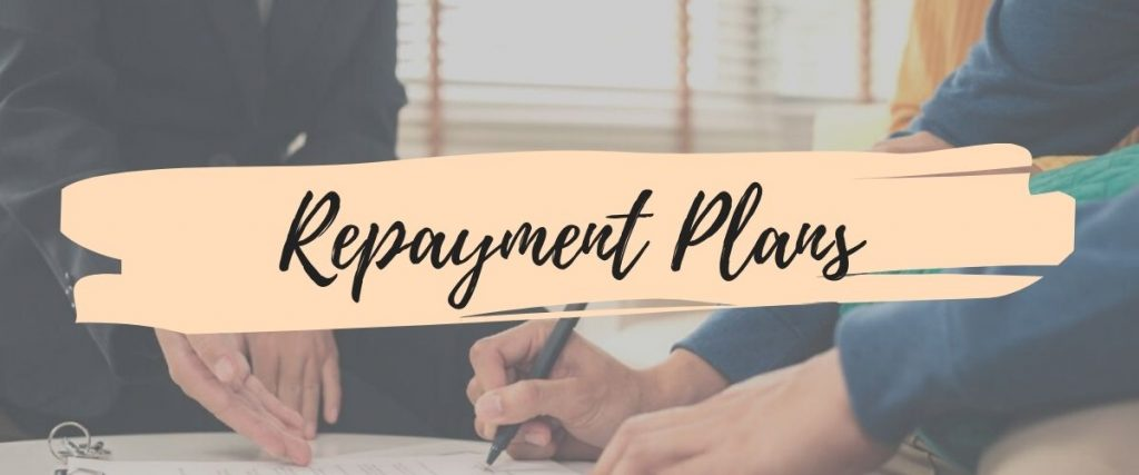 Repayment Plan - Military Spouse Student Loan Forgiveness