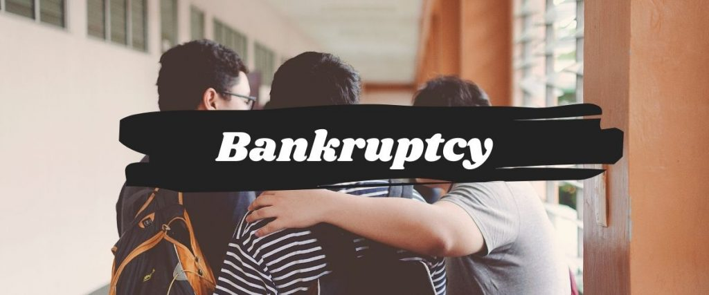bankruptcy - private student loan relief